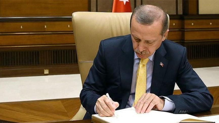 Erdoğan'ın yaptığı atamalarda dikkat çeken isimler | Son dakika haberleri