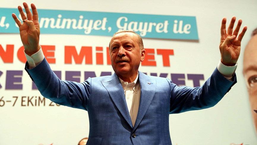 Son dakika... Erdoğan: Teröre bulaşan kişiler sandıktan çıkarsa kayyum atarız