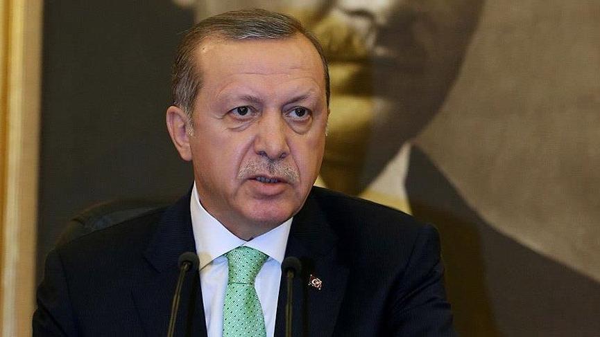 Son dakika... Erdoğan'dan Sincar'a operasyon mesajı