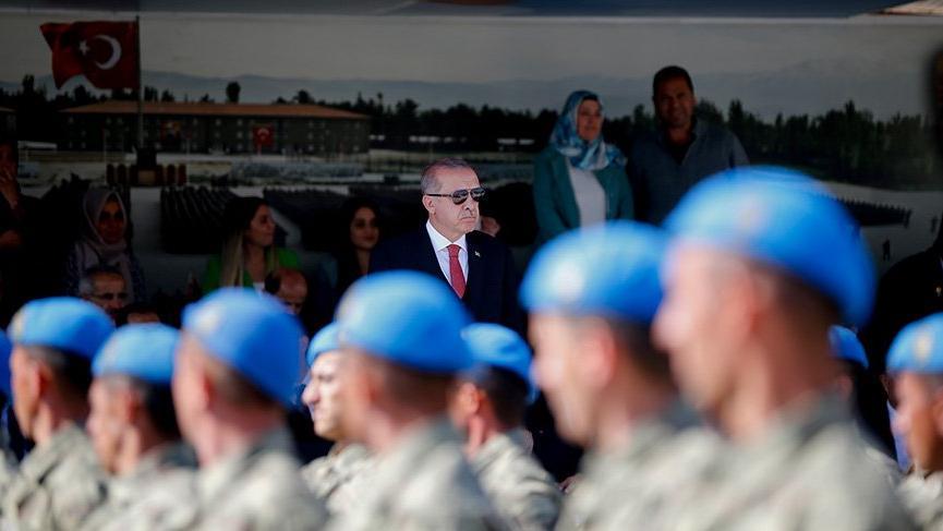 Cumhurbaşkanı Erdoğan, Komando Bröve Takma Töreni'nde konuştu