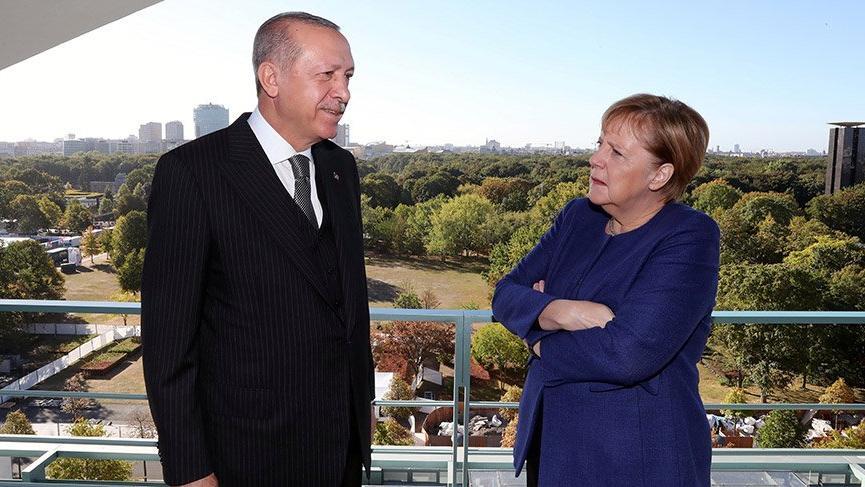 Son dakika: Alman yetkililer Erdoğan'ı yalanladı