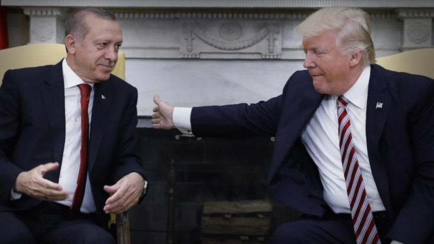 Son dakika... 11 Kasım'da Trump ile Erdoğan arasında görüşme olabilir