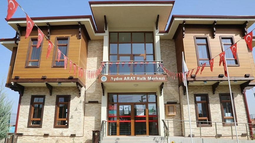 Eskişehir'de Halk Merkezine saldırı
