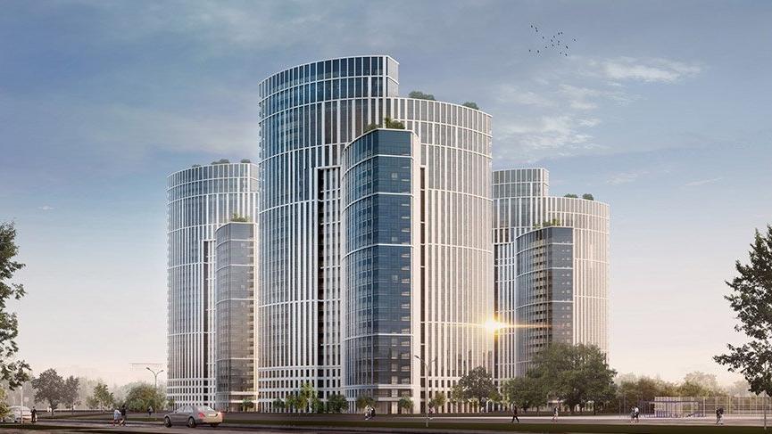 Türk şirketten Moskova'da büyük proje