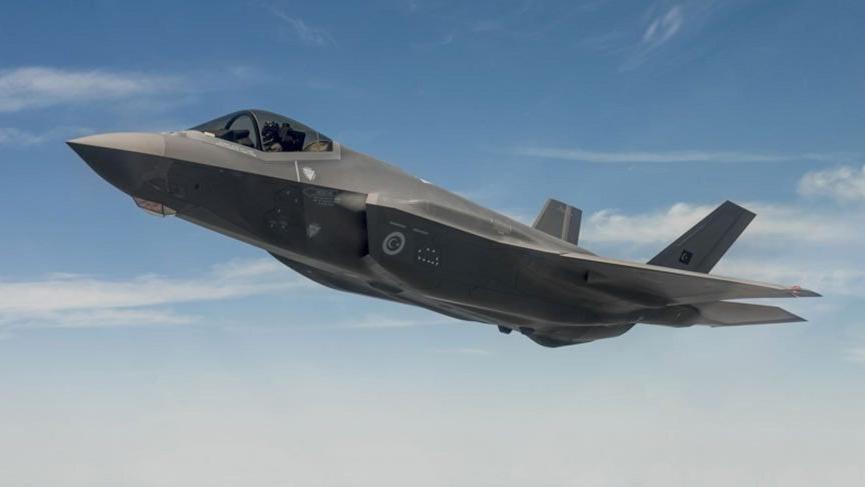 ABD ve İsrail F-35 uçuşlarını askıya aldı