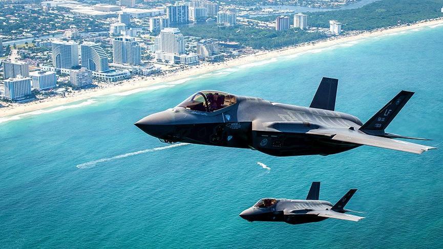 ABD'den flaş 'F-35 teslimatı' açıklaması