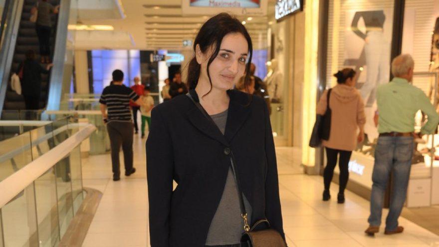 Fadik Sevin Atasoy'un Türkiye özlemi!