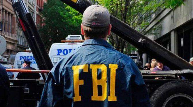 FBI'dan şok baskın!