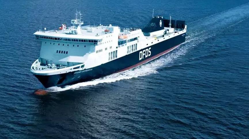Son dakika... Baltık Denizi'nde 335 kişiyi taşıyan feribotta yangın
