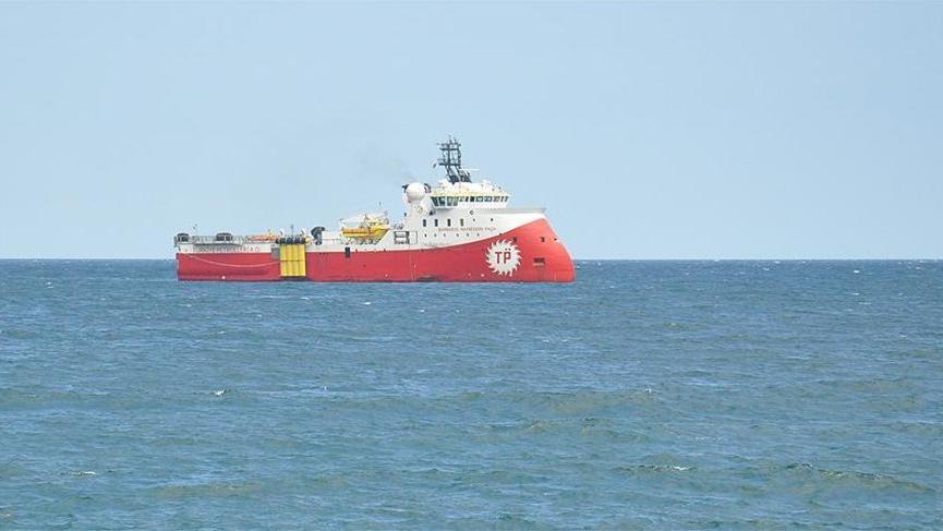 Akdeniz'de sıcak gelişme... Yunan fırkateyninden Türk gemisine taciz