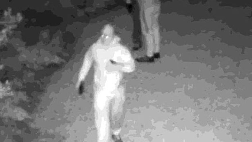 Görüntüler tüyler ürpertiyor… Beckham ailesinin evine hırsız baskını