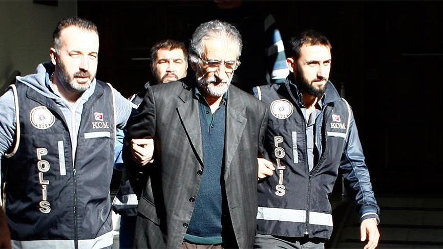 Gülen'in kardeşine 10 yıl hapis
