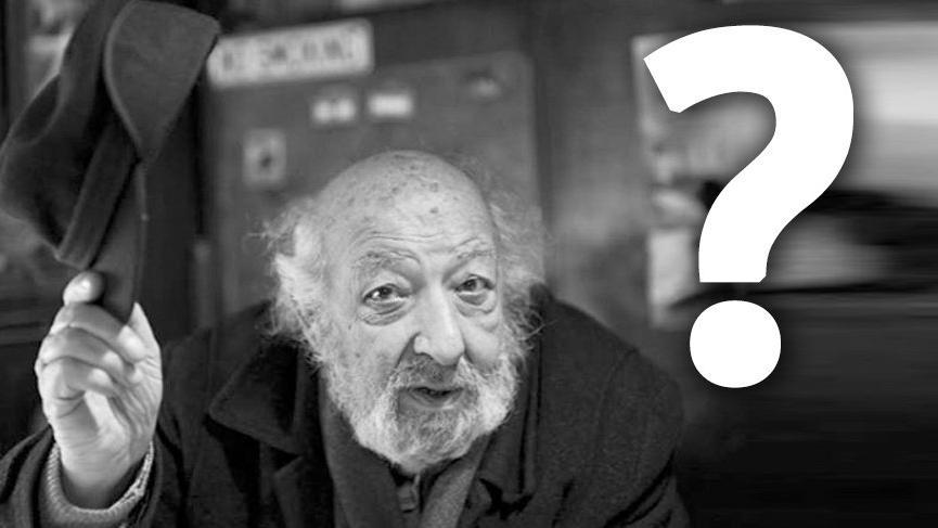 Hadi ipucu sorusu 31 Ekim: Ara Güler'in lakabı nedir? Hadi 12:30 yarışması ipucu sorusu Ara Güler'in lakabı oldu