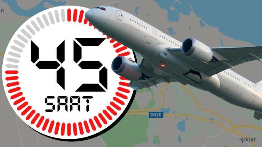Atatürk Havalimanı'ndan İYH'ye taşınma 45 saatte tamamlanacak