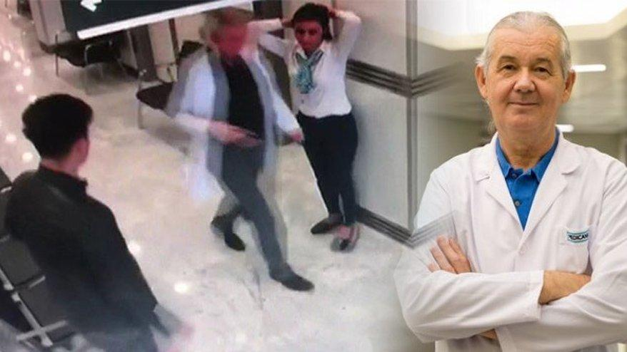 Fikret Hacıosman cinayetinin görüntüleri ortaya çıktı
