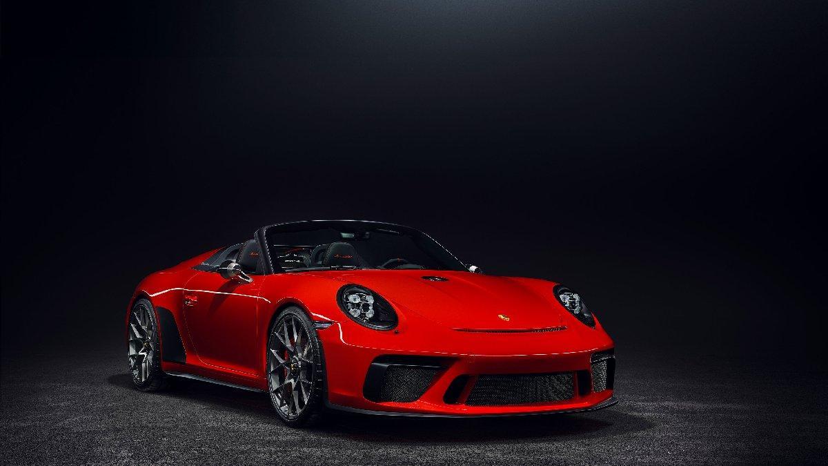 Böyle Porsche hiç görmediniz!