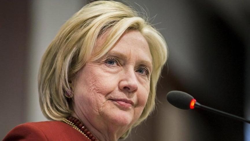 Clinton'dan canlı söyleşide ırkçı ifadeler
