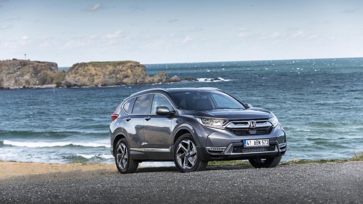 Yeni Honda CR-V kaç para?