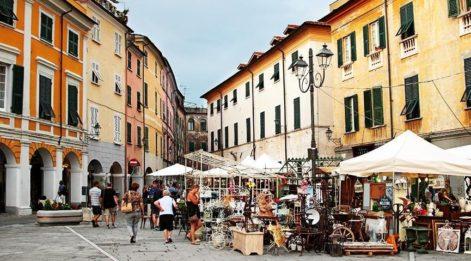 İtalya'nın keşfedilmeyi bekleyen sokak pazarları