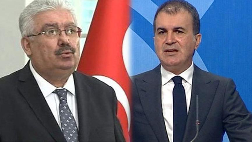 MHP'den AKP'li Çelik'e sert yanıt!