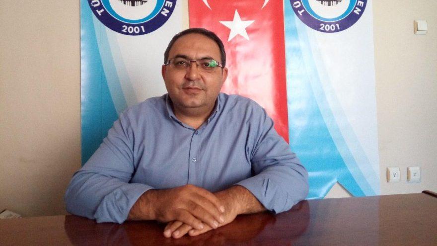 Harran Rektörü'ne Diyanet-Sen'den de tepki