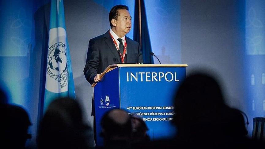 Kayıp İnterpol başkanı bulundu