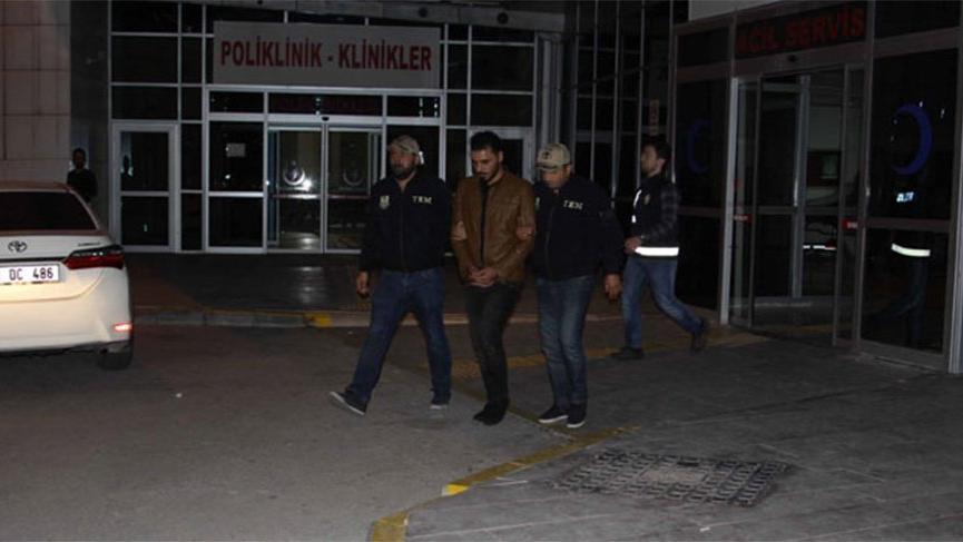 Çankırı'da gözaltına alınan 6 IŞİD'li tutuklandı