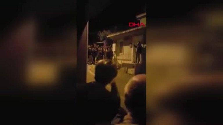 Meral Akşener'in evinin önünde gergin anlar! İşte dün gece yaşananlar...