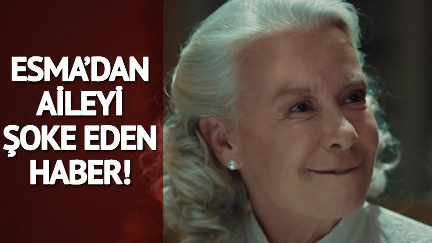 İstanbullu Gelin 60. yeni bölüm fragmanı yayında! Esma çocuklarına bir anda kararını açıklıyor!