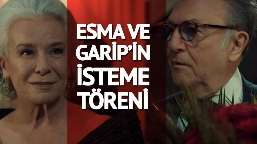 Garip, Esma Sultan'ı istemeye gidiyor! İstanbullu Gelin 60.yeni bölüm 2.fragman yayınlandı!