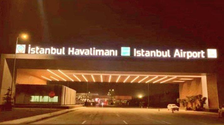 3. havalimanı'nın adı belli oldu: İstanbul Havalimanı!
