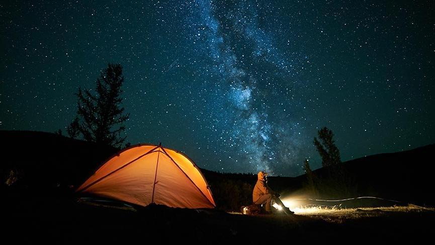 Doğayla bütünleşmek isteyen kampçılara tavsiyeler
