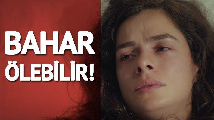 """Kadın 35. yeni bölüm 2. fragmanı yayınlandı! """"Bahar ölebilir!"""""""