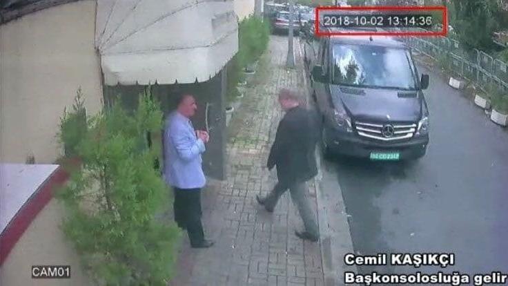 Kayıp gazeteci muammasında yeni iddia: Kaşıkçı'nın yerini akıllı saati söyleyebilecek mi?