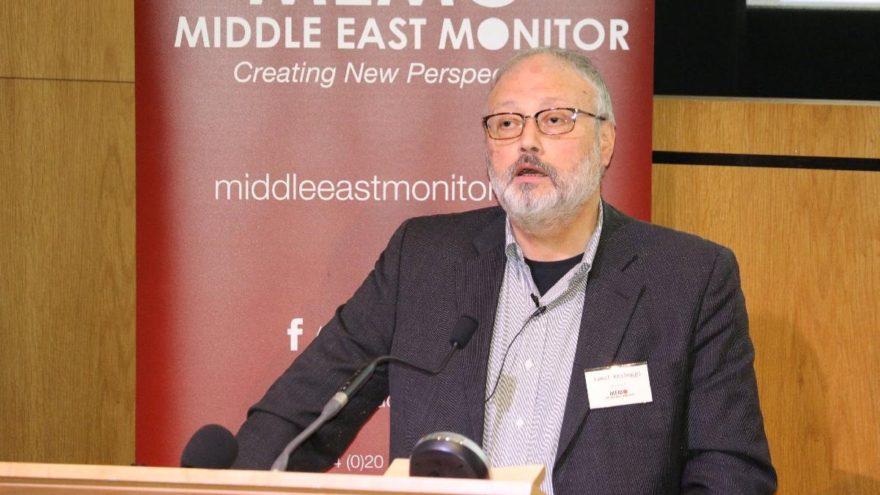 Kayıp gazeteci Kaşıkçı'nın son röportajı ortaya çıktı