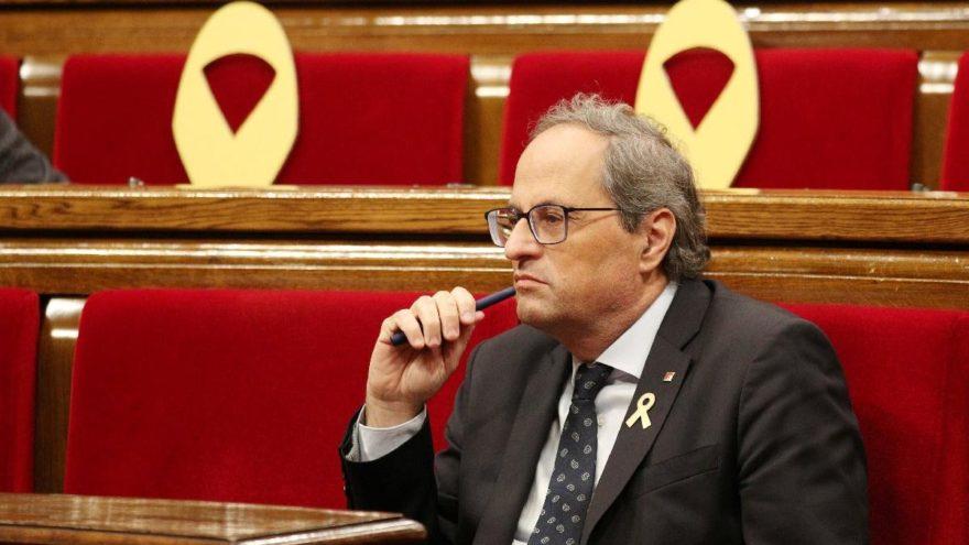 Katalan liderden yardım çağrısı: Aracılık edin
