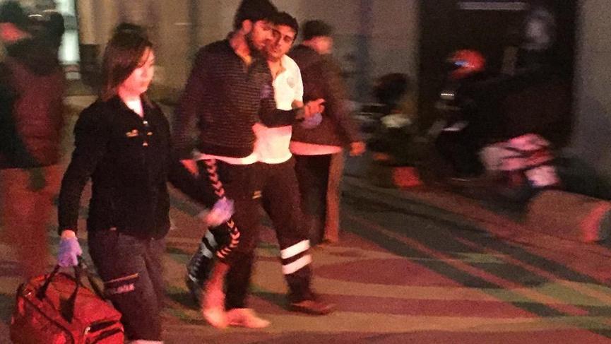 Bolu'da iki grup arasında kavga: 3 yaralı, 5 gözaltı