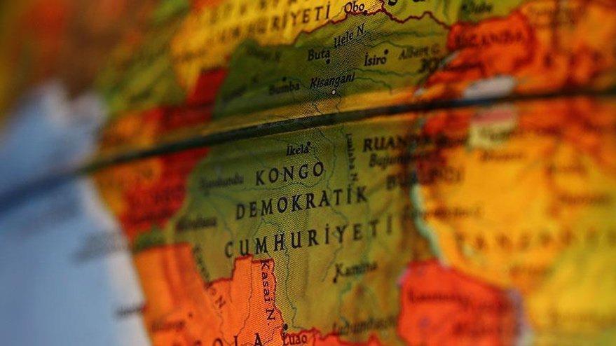 Kongo Demokratik Cumhuriyeti'nde maden ocağında çökme: 34 ölü