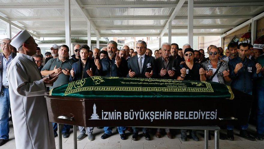 Usta oyuncu Kemal İnci, son yolculuğuna uğurlandı