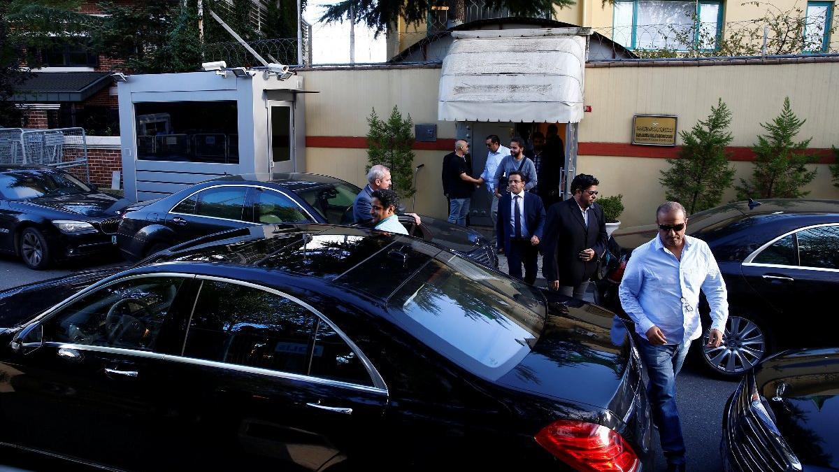 İstanbul'da kaybolan Kaşıkçı'nın gizemi ABD'yi de karıştırdı