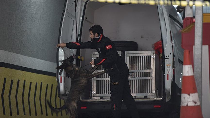 Son dakika haberleri | Suudi konsolosluğuna ait arabada iki bavul bulundu!