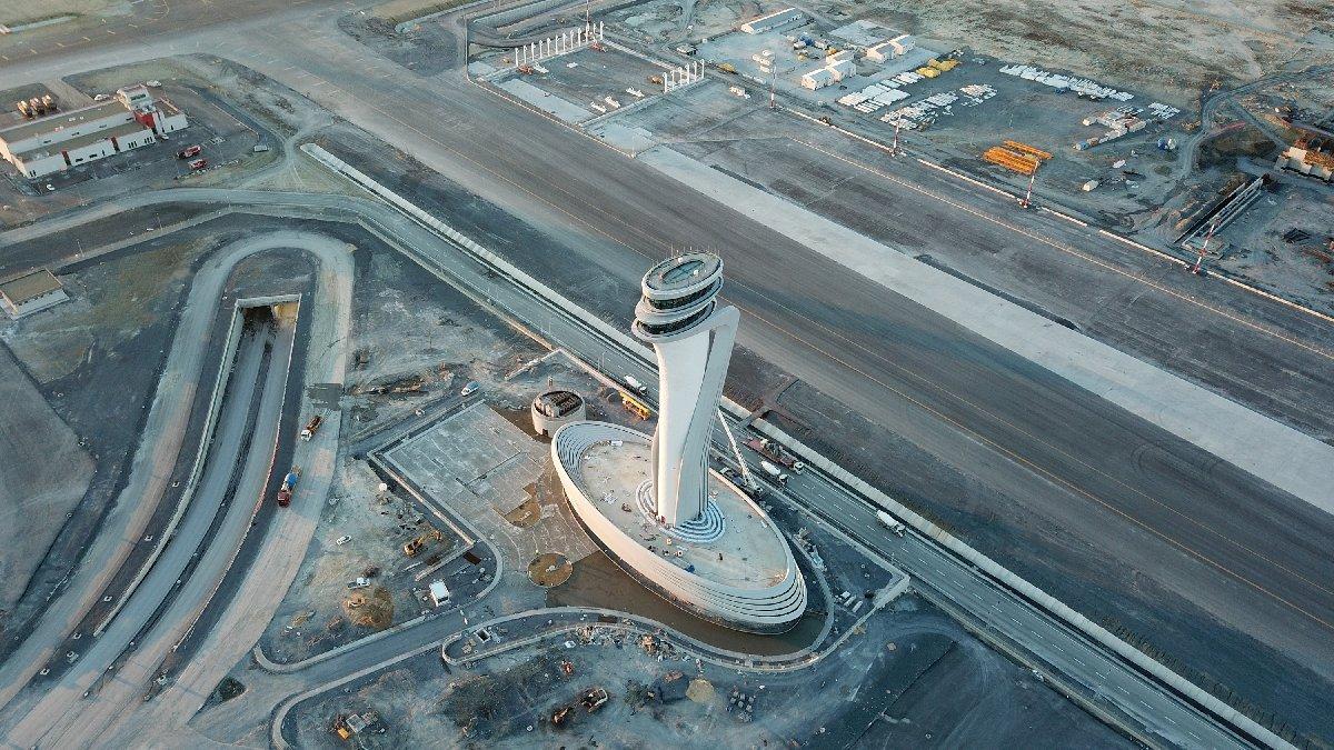 Bugün açılıyor! 7 maddede İstanbul Yeni Havalimanı