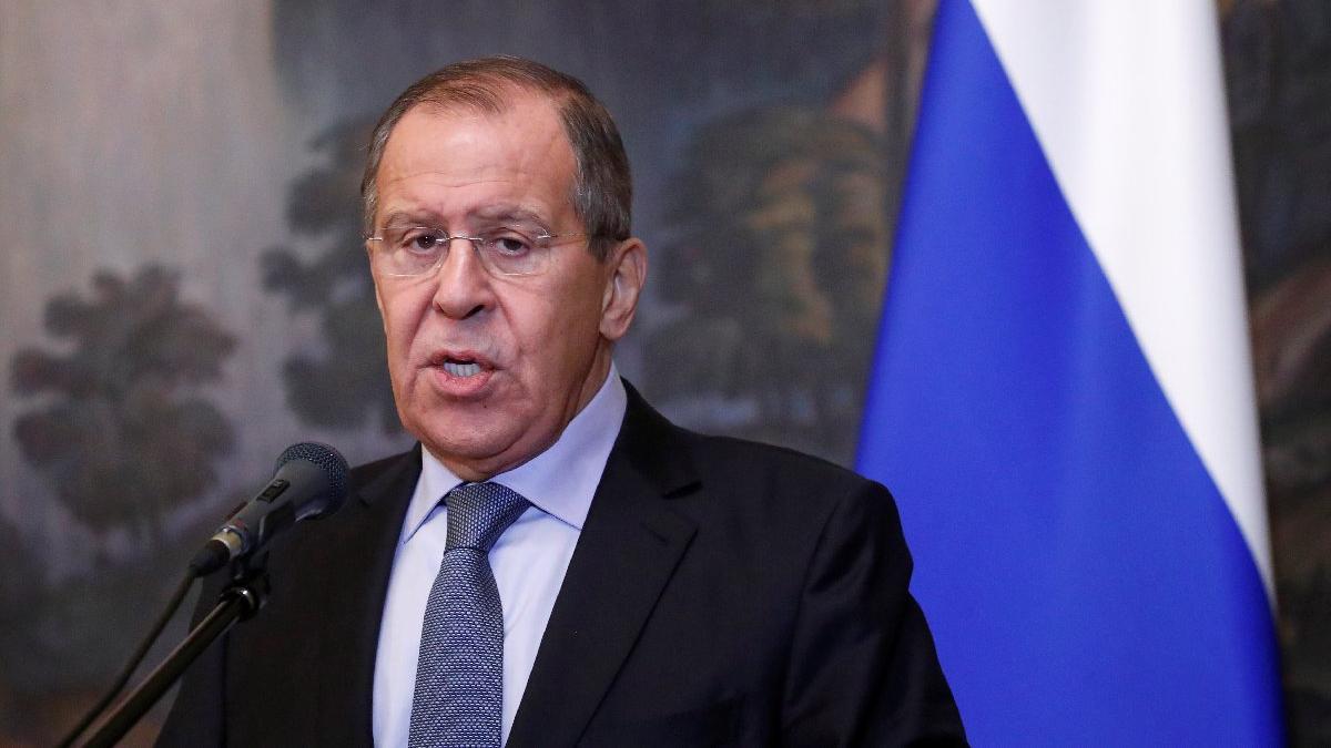 Lavrov'dan ABD'nin nükleer kararına tepki: Mutlaka karşılığı olacak