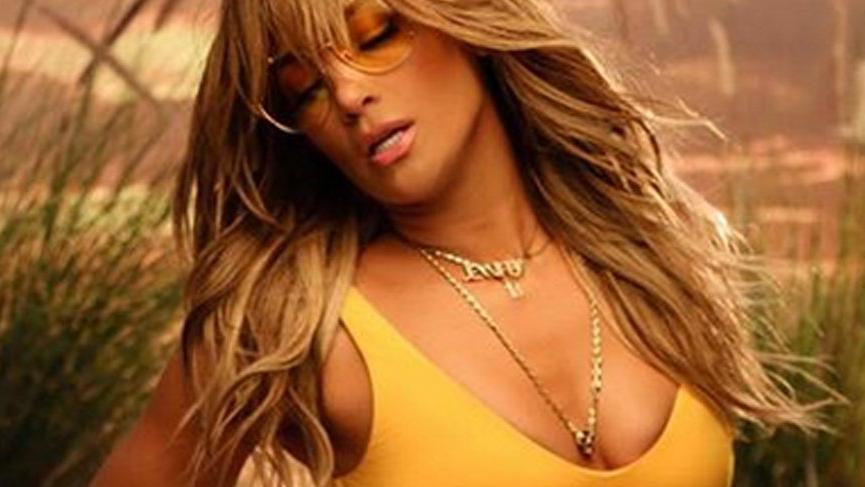 Jennifer Lopez'den bronz paylaşım!