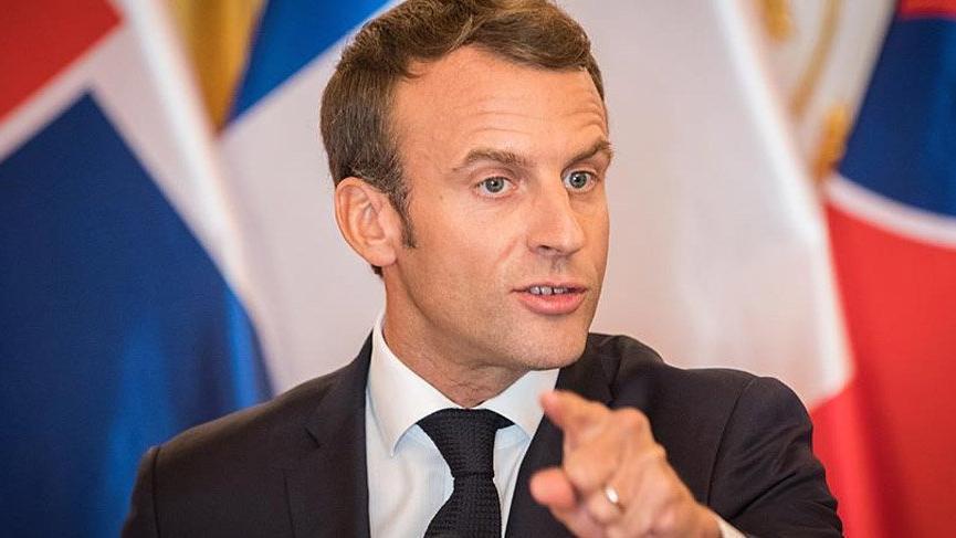 Macron silah ambargosu düşünmüyor