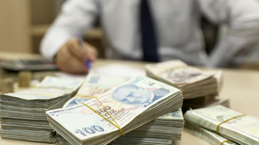 Bankacılık sektörünün aktif büyüklüğü 4,2 trilyon lira oldu