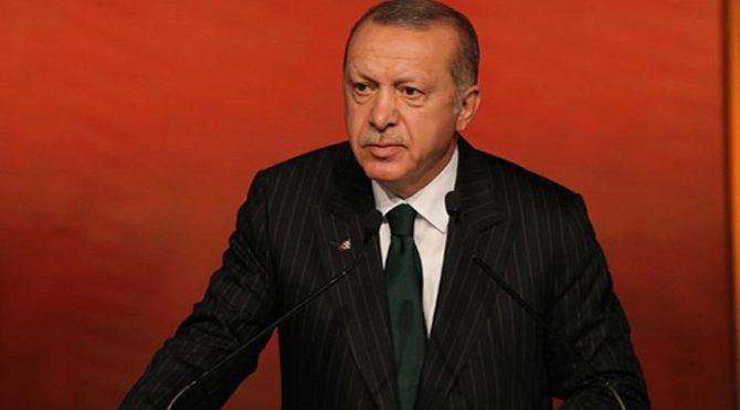Erdoğan: 'Türkiye'nin en büyük yerlileştirme projesidir'
