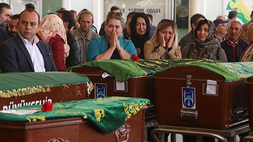 Elitok ailesi gözyaşları arasında toprağa verildi