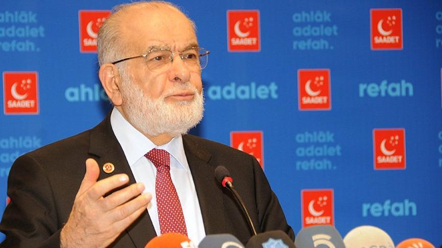 SP lideri Karamollaoğlu açıkladı! Asgari ücretlinin maaşı ne olacak?
