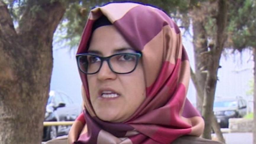 Suudi gazeteci Cemal Kaşıkçı'nın nişanlısı Hatice Cengiz o günü anlattı!